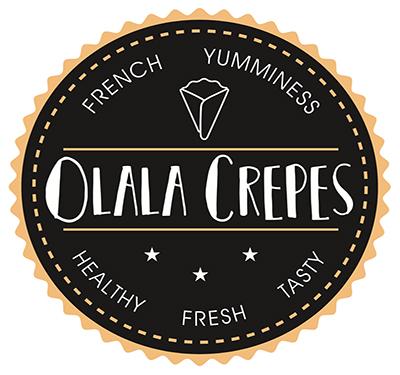 Olala Crepes Logo