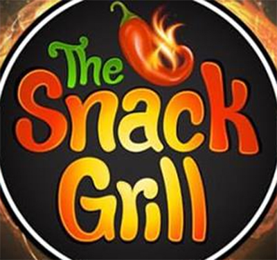 The Snack Grill Logo