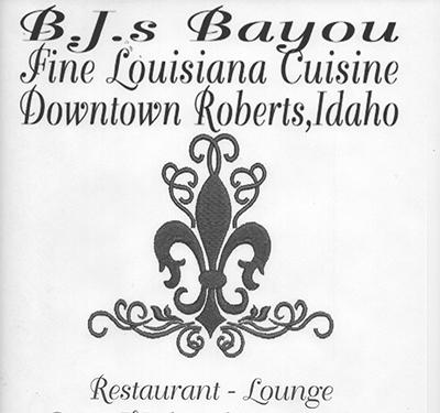 BJ's Bayou Logo