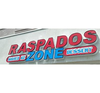 Raspados Zone Logo