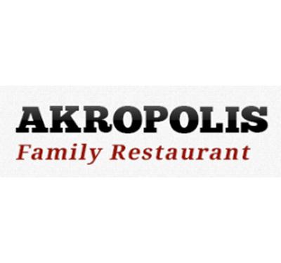 Akropolis Family Restaurant Logo