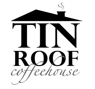 Tin Roof Coffeehouse Logo