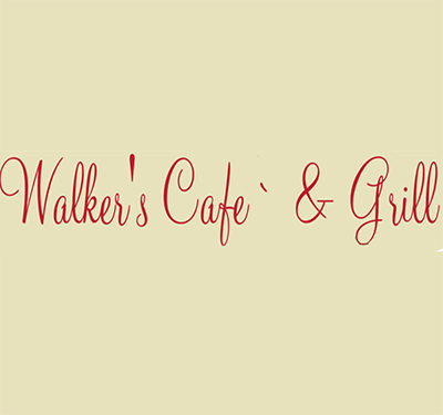 Walker's Cafe & Grill Logo