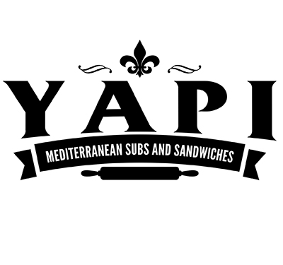 Yapi Mediterranean Subs and Sandwiches Logo