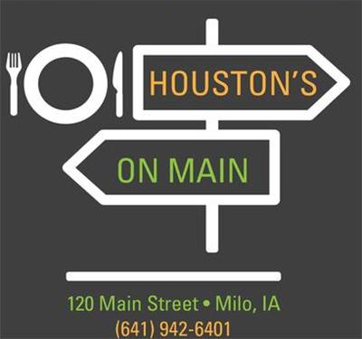 Houston's on Main Logo