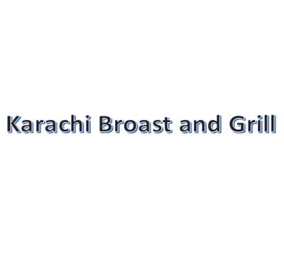 Karachi Broast and Grill - Marietta Logo