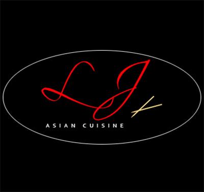 LJ Asian Cuisine Logo