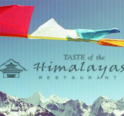 Taste of the Himalayas Logo