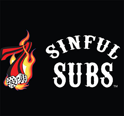 7 Sinful Subs Logo