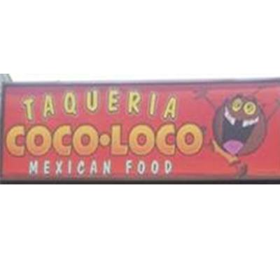 Taqueria Coco Loco Mexican Restaurant Logo