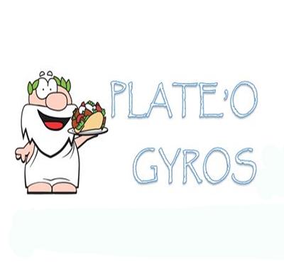 Plate'O Gyros Logo