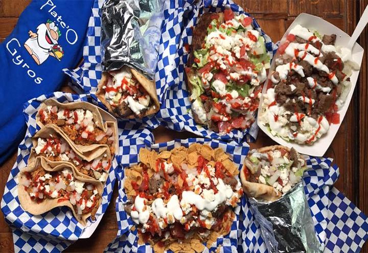 Plate'O Gyros in Houston, TX at Restaurant.com