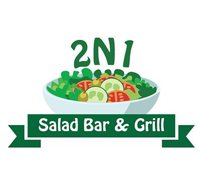 2N1 Salad Bar & Grill Logo