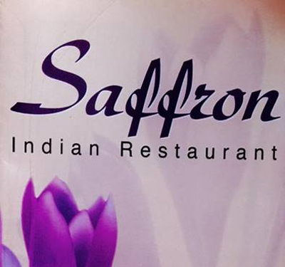 Saffron Indian Restaurant Logo