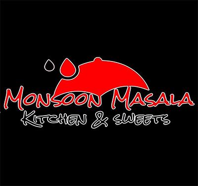 Monsoon Masala Kitchen & Sweets Logo