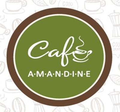 Cafe Amadine Logo