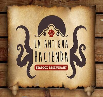 La Antigua Hacienda Logo