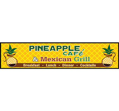 Pineapple Cafe & Mexican Grill Logo