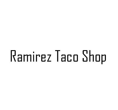 Ramirez Taco Shop Logo