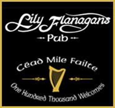 Lily Flanagans Pub Logo