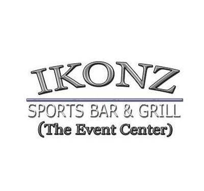 Ikonz Sportsbar & Grill Logo
