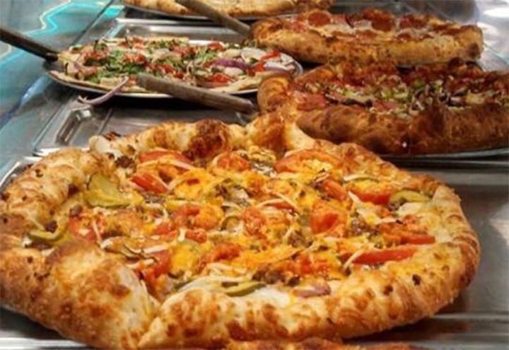 Papa J's Pizzeria & Diner in Honor, MI at Restaurant.com