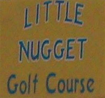 Little Nugget Golf Course Logo