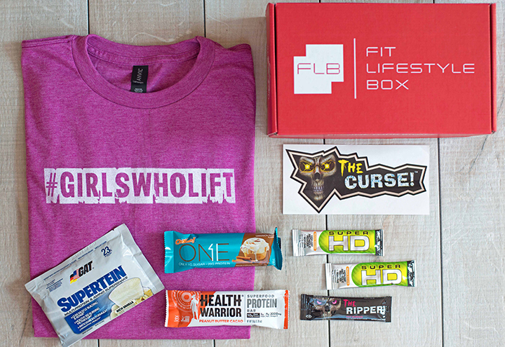 Fit Lifestyle Box in Anywhere, CA at Restaurant.com