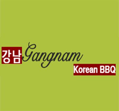 Gangnam Korean BBQ - Evansville Logo