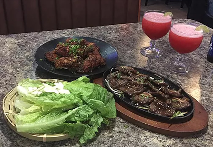 Gangnam Korean BBQ - Evansville in Evansville, IN at Restaurant.com