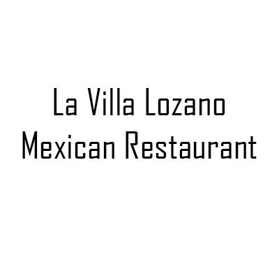 La Villa Lozano Mexican Restaurant Logo
