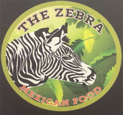 The Zebra Mexican Grill Logo