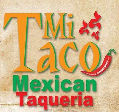 Mi Taco Mexican Taqueria Logo