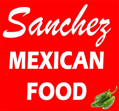 Sanchez Mexican Food Logo