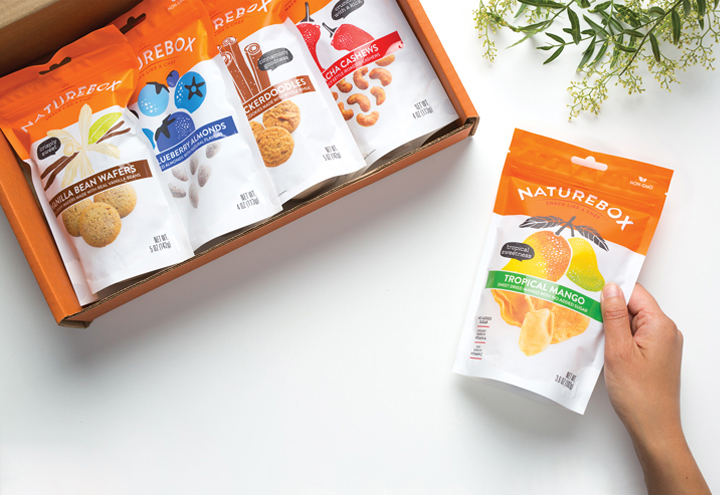 NatureBox.com in Anywhere, CA at Restaurant.com