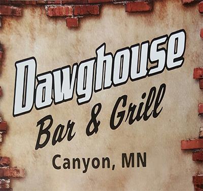 The Dawghouse Bar & Grill Logo