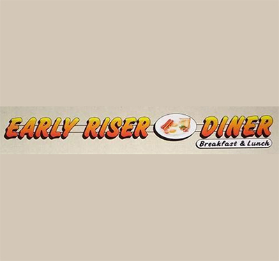 Early Riser Diner Logo