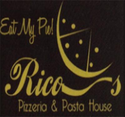 Rico's Pizzeria & Pasta House Logo