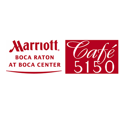 Cafe 5150 at Marriott Boca Raton Logo