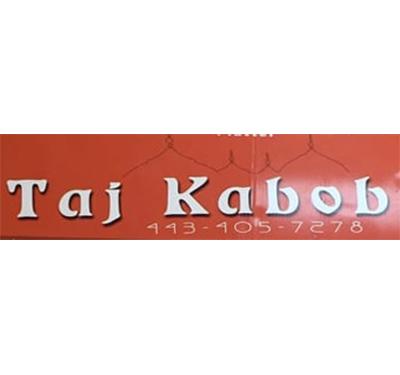 Taj Kabob Logo