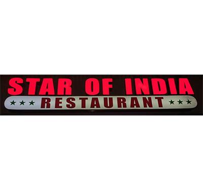 Star of India Restaurant Logo