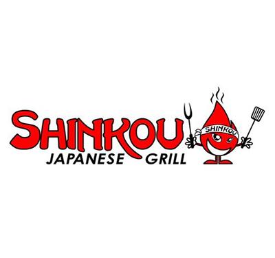 Shinko Japanese Food Truck Logo