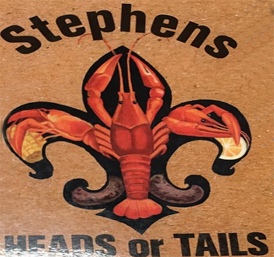 Stephens Heads Or Tails Logo