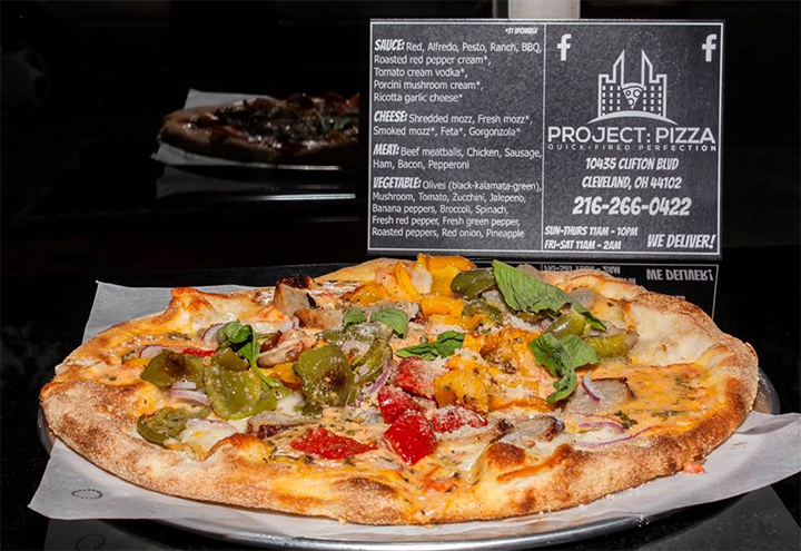 Project Pizza in Cleveland, OH at Restaurant.com