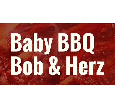 Baby BBQ Bob & Herz Logo