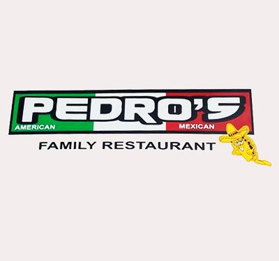 Pedro's Family Restaurant Logo