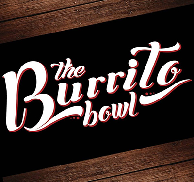 The Burrito Bowl Logo