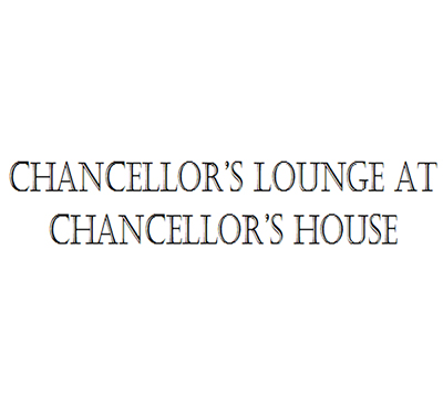 Chancellor's Lounge at Chancellor's House Logo