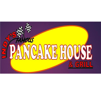 Indy's Famous Pancake House & Grill Logo