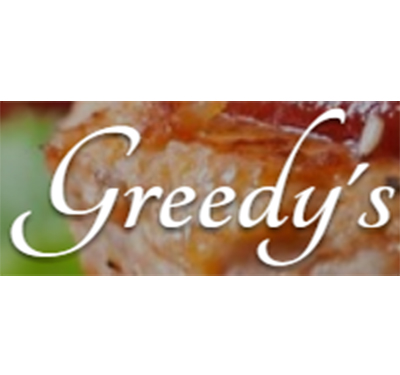 $25 Gift Certificate For $10 or $15 for $6 at Greedy's.